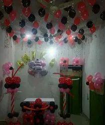 Baby girl birthday party