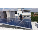 Roof Solar Power Plant Installation, Application/usage: Commercial