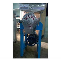 Single Phase Screen Type Hammer Mill Pulverizer