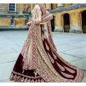Ladies Designer Bridal Wedding Lehenga