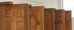 Hillwood Natural Wooden Doors
