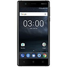 Nokia 3 Matte Black Mobile