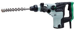 Hitachi DH38MS Rotary Hammer 38mm, 950W, 620 RPM