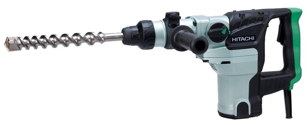 Hitachi DH38MS Rotary Hammer 38mm, 950W, 620 RPM