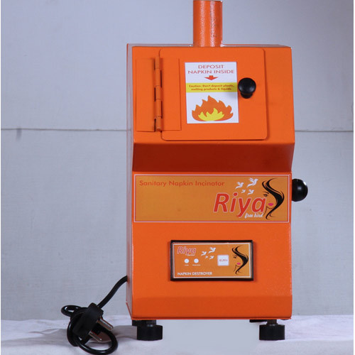 Menstrual Pad Incinerator Machine
