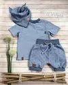 Unisex Casual Wear Newborn Baby Dress