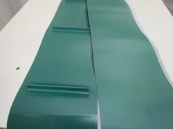 PVC Flight Conveyor Belt
