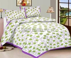Cotton Double Bed Sheets