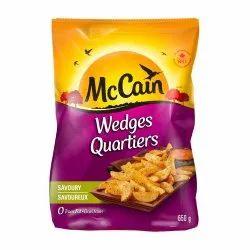 Deep Fry McCain Potato Wedges