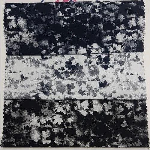 Cotton Satin Printed Fabric