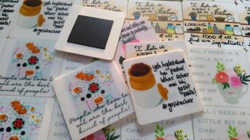 customized fridge magnets promotional items immense pixels vasai