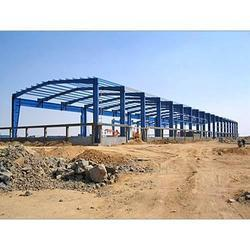 Steel PEB Industrial Structure