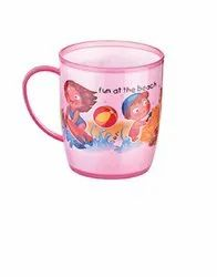 Plastic Good Day Coffee Mug