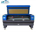 Small Vision Fabric Laser Cutting Machine