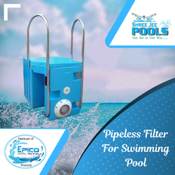 Pipeless Filter For Swimming Pool