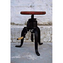 Indian Home- Adjustable Stool