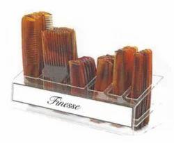 Acrylic Comb Display Stand