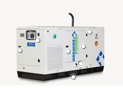 125 kVA Greaves Diesel Generator