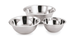Taluka Stainless Steel Mixing Bowl 3 Piece, for Home