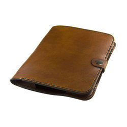 Hypermoderne Brown Leather Tablet Cover, Rs 500 /piece, Bright Collection | ID MC-52