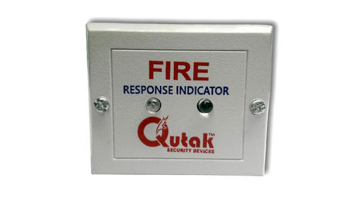 Qutak 24 Volt Dc Panel Operated Response Indicator for Office Buildings