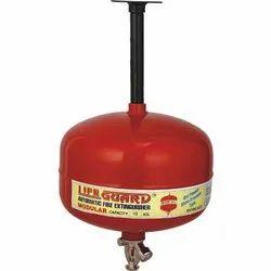 AGNI Mild Steel Modular Type 5 kg ABC Fire Extinguisher, for Office, Capacity: 5Kg