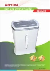 Desk Side Office Paper Shredders-Antiva CC234CD