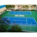Tennis Court Surfacing System