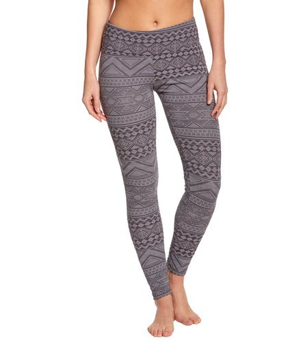 01cc2d2bad895 Cotton/Polyester/Spandex Plain, Printed Womens Trendy Yoga Pants, Rs ...