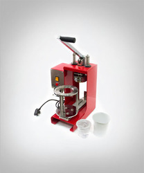 Manual Cup Foil Sealing Machine