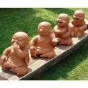 Funny Baby Buddha Statue
