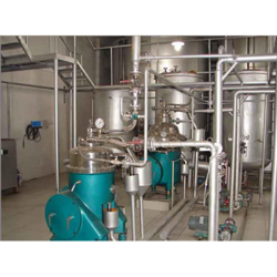 Edible Oil Refinery