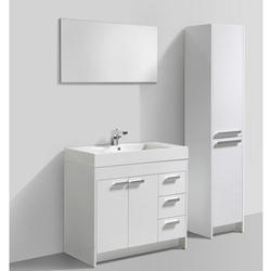 Acrylic Bathroom Cabinet