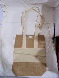Jute Cotton Customized Bag