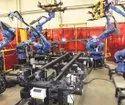 Welding and Robotic Fixtures