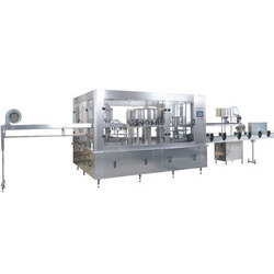 Triobloc Rinsing Filling And Capping Machine