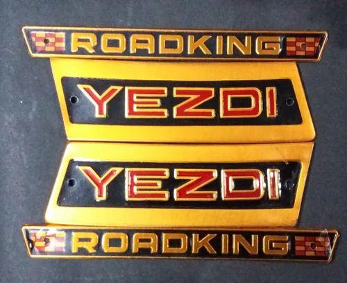 Roadking Monogram