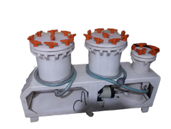 Electroplating Filter (Double Chamber Disc Or Cartridge Type In PP)
