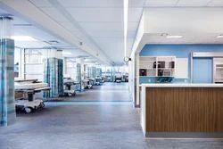 Hospital Floor Decking