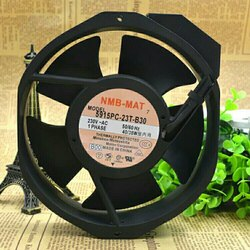 NMB Cooling Fan 5915PC-23T-B30 230V 38W NMB Axial Cooling Fan