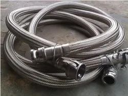 Corrugated Stainless Steel Hose With Braid