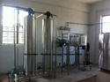 Medical Reverse Osmosis Plant