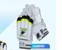 Bazooka Velcro Champion Cricket Batting Gloves, Size: Standard