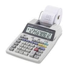 Image result for calculator roll