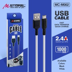 Electric Black iphone USB Cable, For Mobile Phone