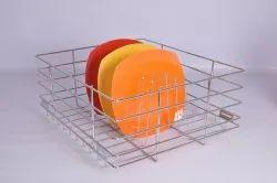 Thali Basket, Packaging Type: Box, for Kitchen