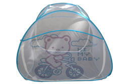 Folding Kids Mosquito Net-Blue