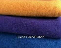 Suede Fleece Fabrics