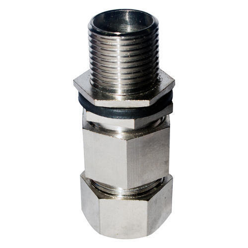 Ss Stainless Steel Double Compression Cable Glands Rs 350