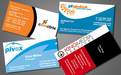Visiting card printing business card printing custom business visiting card printing reheart Gallery